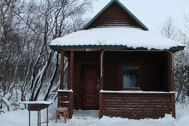 Домики в Малом Росляково