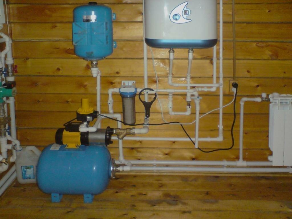 системы водоснабжения загородного дома фото капус относится разряду