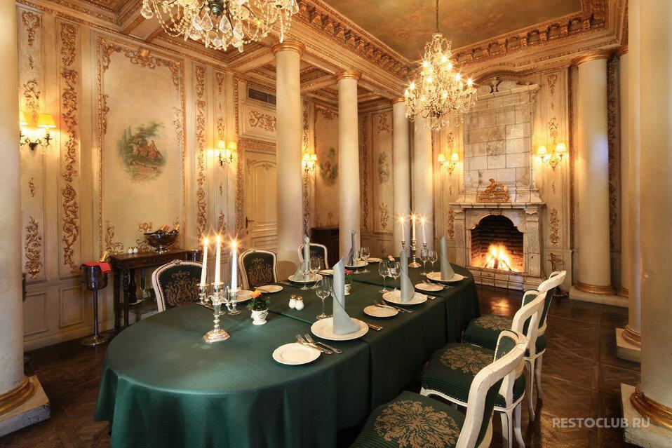 ресторан — Кафе Пушкинъ — Москва, фото №2