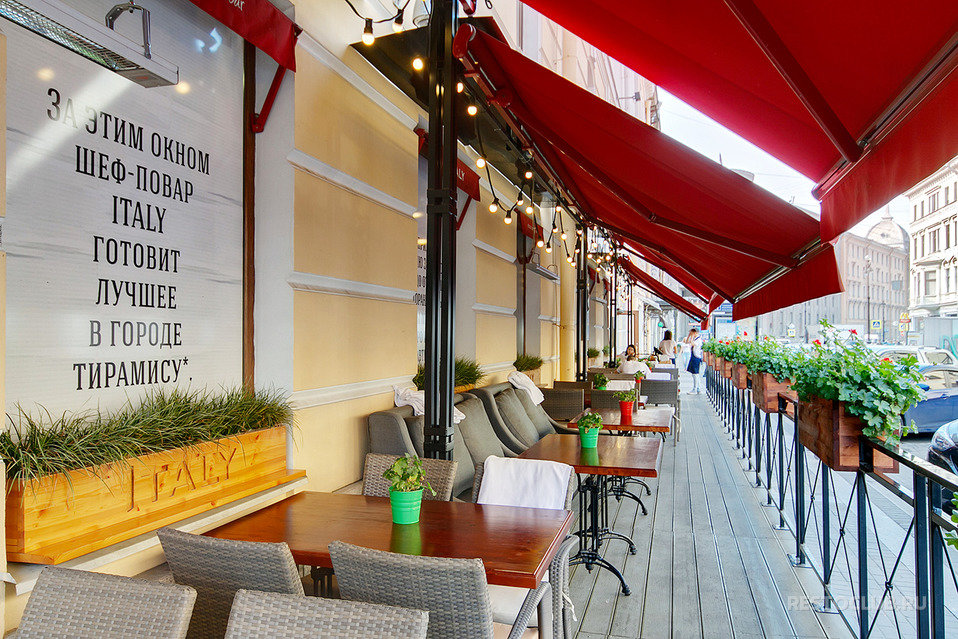 restaurant — Italy restaurant — Saint Petersburg, фото №1