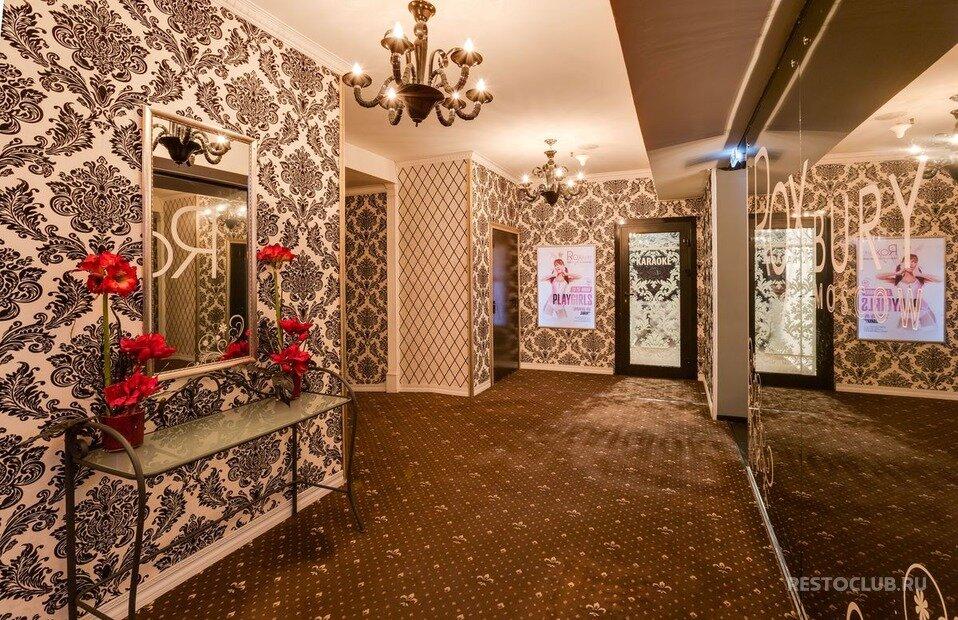 ночной клуб — Стриптиз-клуб «Roxbury» — Москва, фото №5