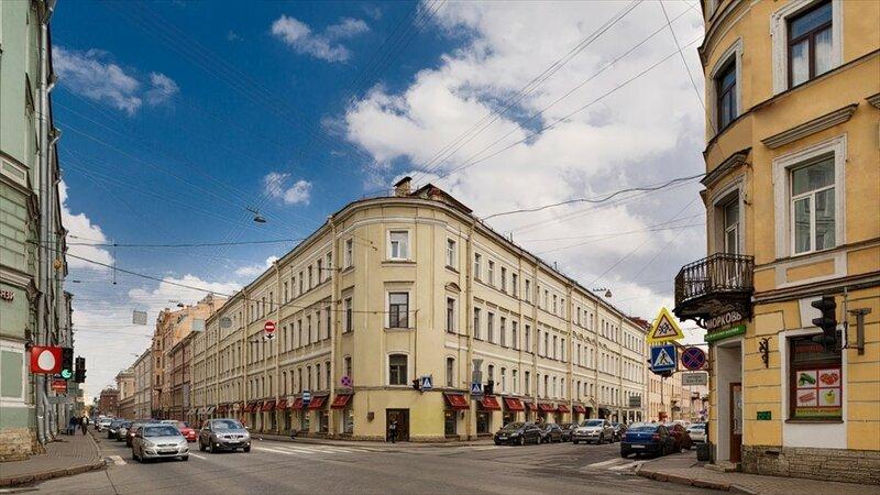 Гостиница Казанская 43