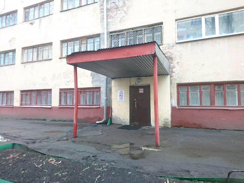 общежитие — Общежитие № 10 Московского политехнического университета — Москва, фото №1
