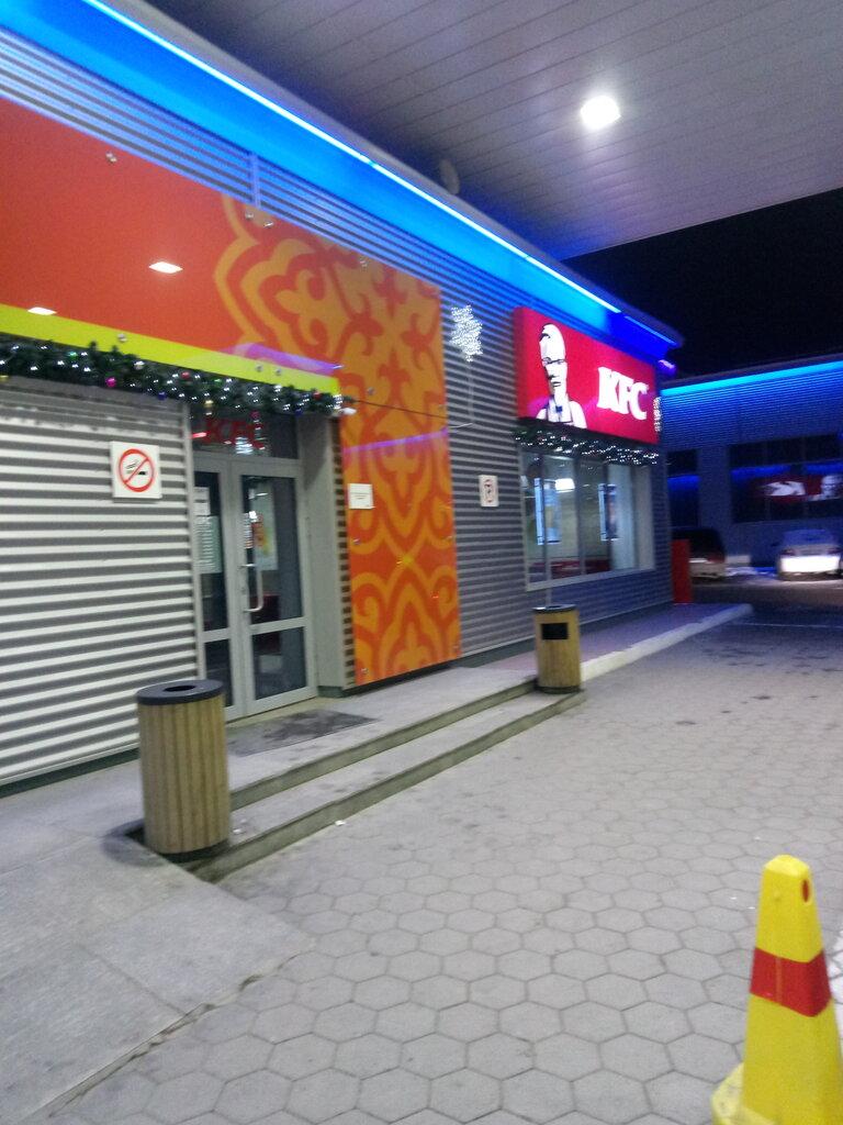 быстрое питание — KFC Авто — Нур-Султан (Астана), фото №2