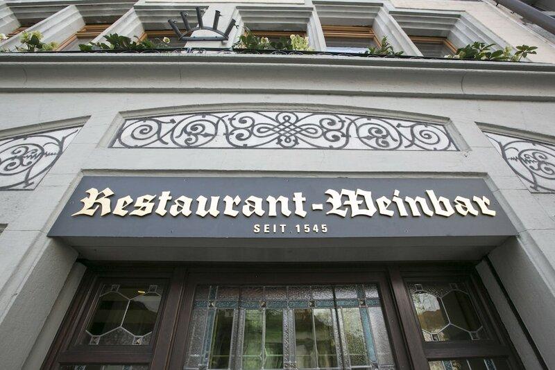Hotel Schlüssel seit 1545