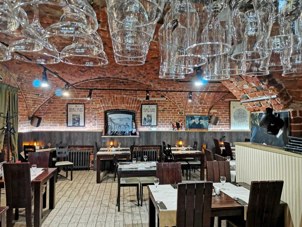 ресторан — Доктор Ватсон — Москва, фото №1