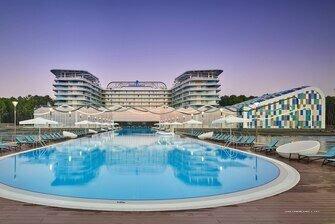 Отель Paragraph Resort & SPA