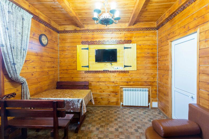 Гостинично-банный комплекс Лечебная