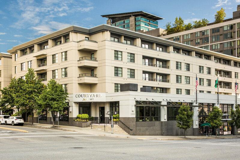 Courtyard by Marriott Seattle Bellevue/Downtown