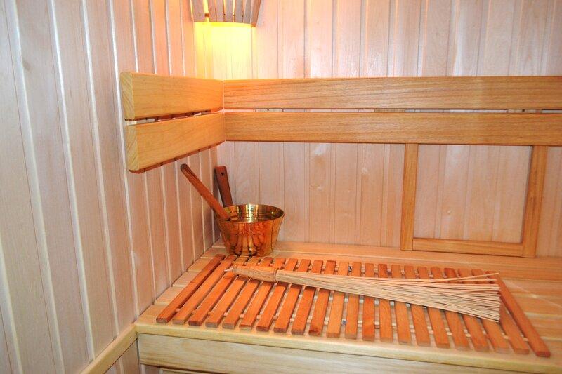 Sauna Jacuzzi Luxe ApartComplex