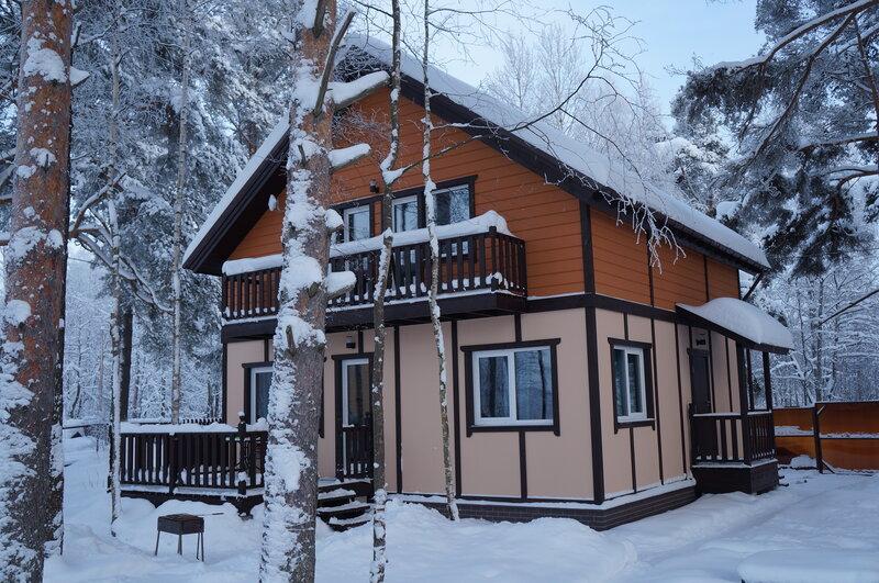 Гостиница Озерная 38