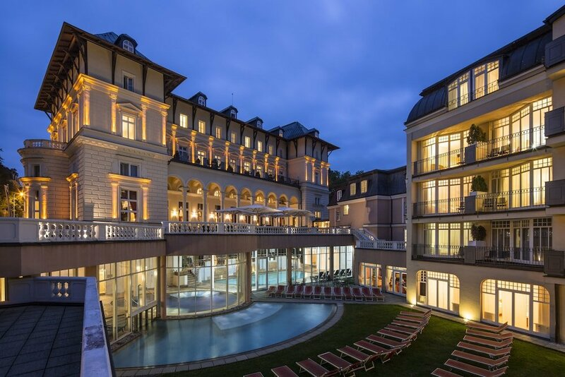 Top Falkensteiner Hotel Grand SPA Marianske Lazne