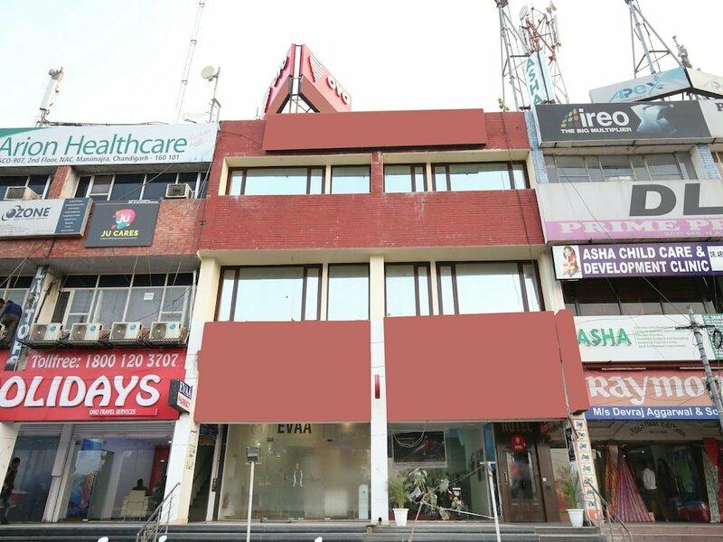 Oyo Rooms Manimajra Housing Board