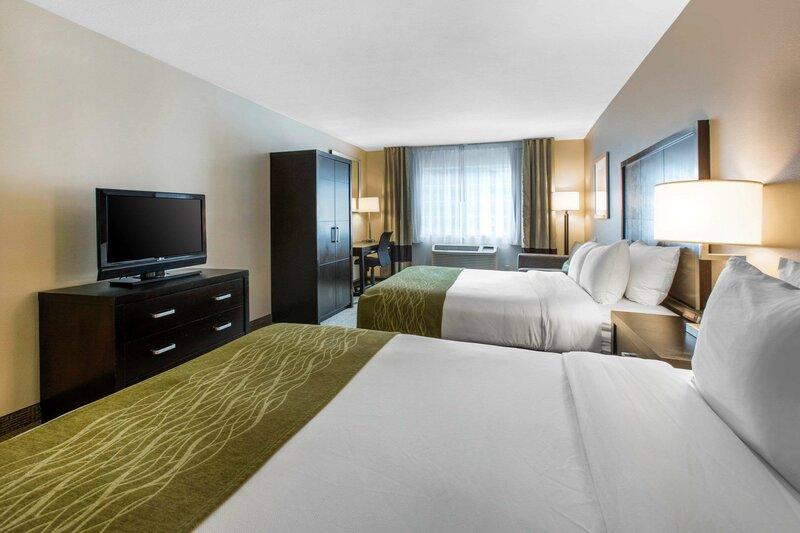 Comfort Inn & Suites Zoo/Sea World Area