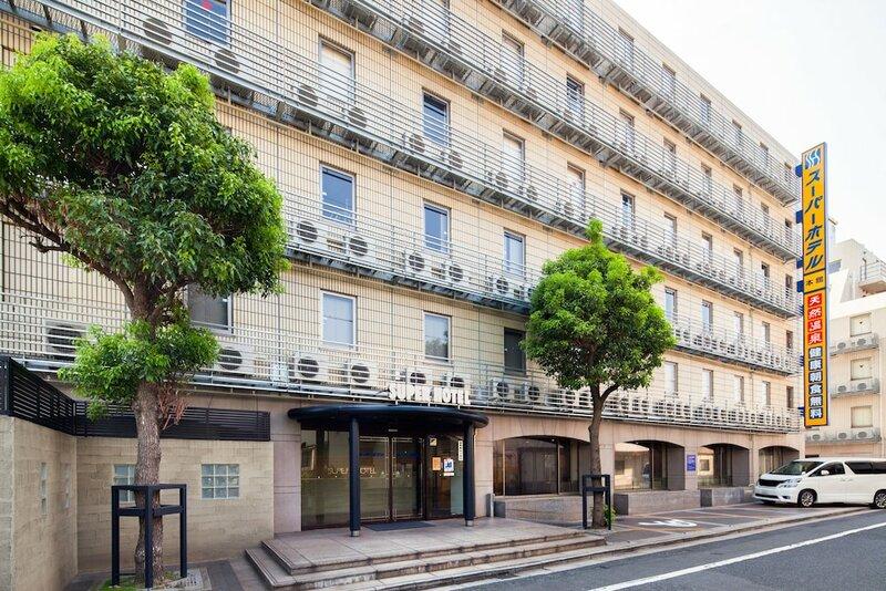 Super Hotel Inn Kurashiki Mizushima
