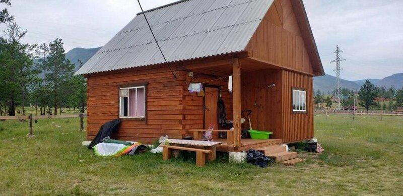 Guest house on Baikal
