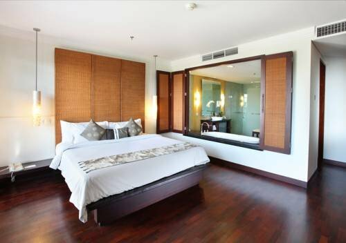 Bali Wood Property At Emerald Tower Nusa Dua