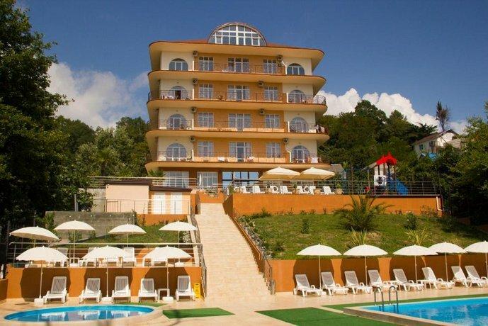 Отель Агама