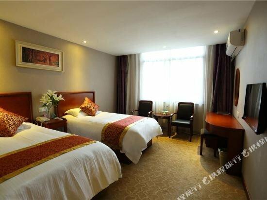 GreenTree Inn Zhejiang Ningbo Zhongxing Jiangnan Road Business Hotel