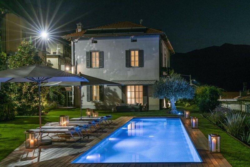 Villa Meridiana Moltrasio