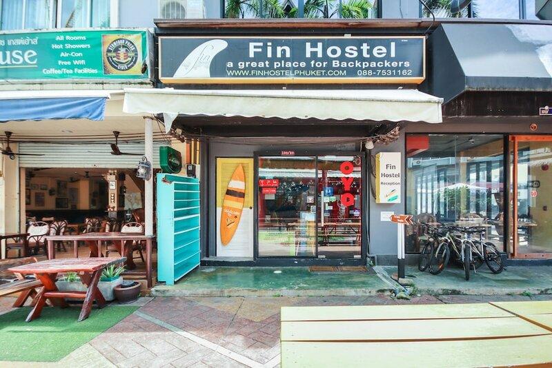 Oyo 1074 Fin Hostel