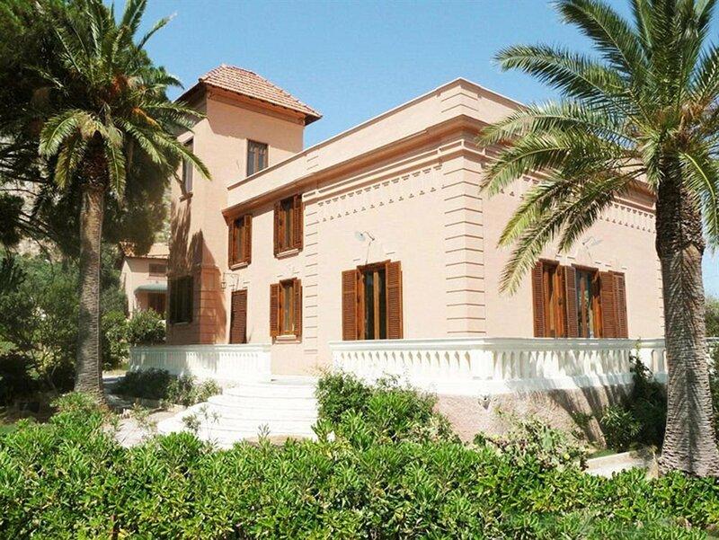 Villa Paladino Solunto