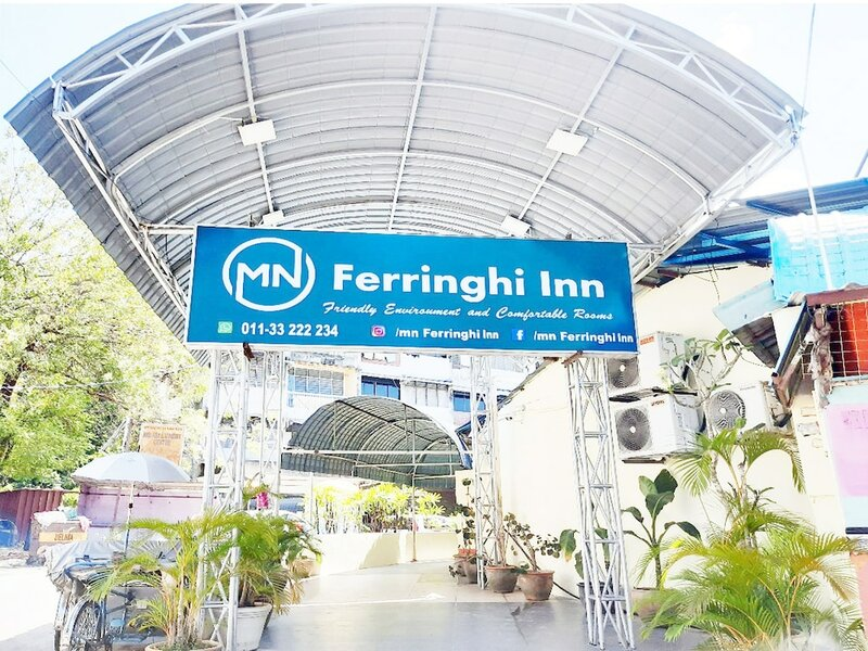 Ferringhi International Inn