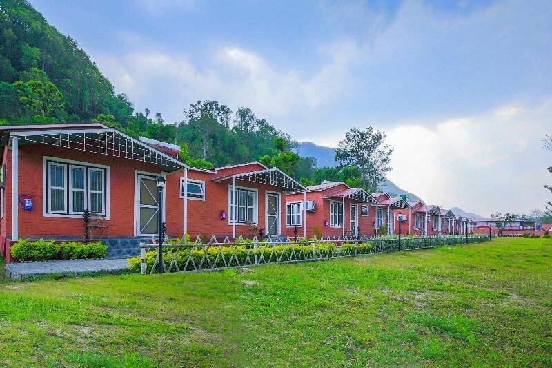Marsyangdi River View Resort