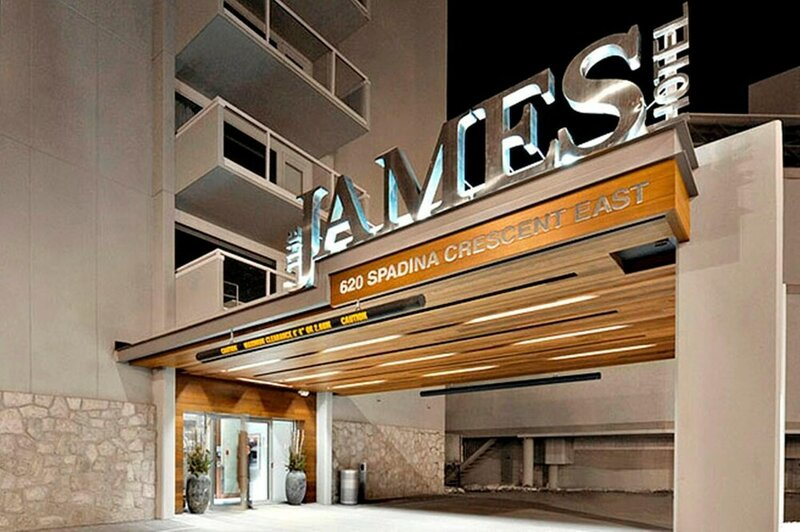 The James Hotel