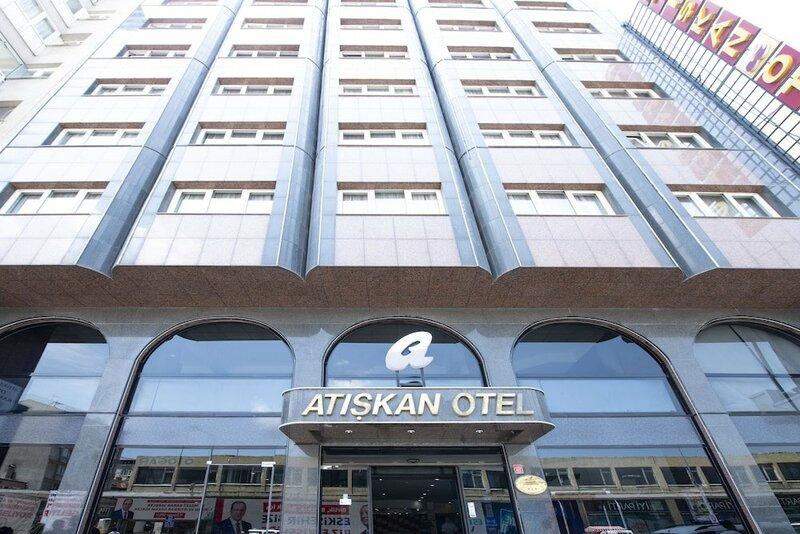 Atiskan Otel