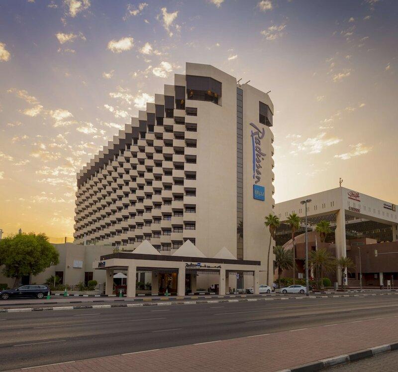 Radisson Blu Hotel - Дубай Дейра Крик