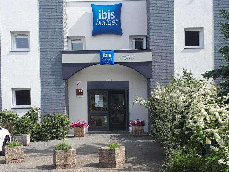 Ibis budget Versailles Chateau Saint Cyr