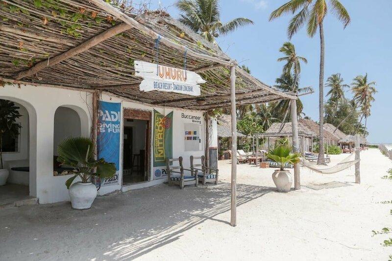 Uhuru Beach Hotel