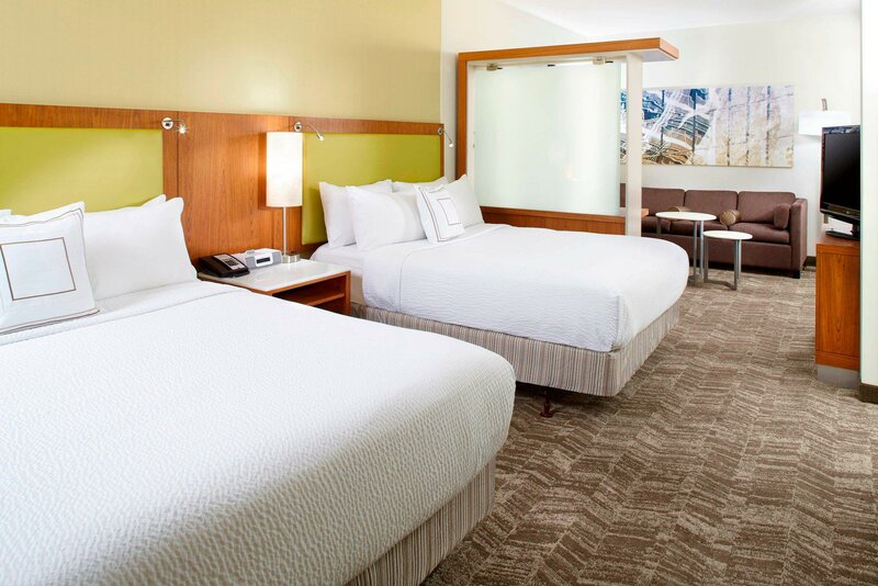 SpringHill Suites by Marriott Houston Intercontinental Arprt
