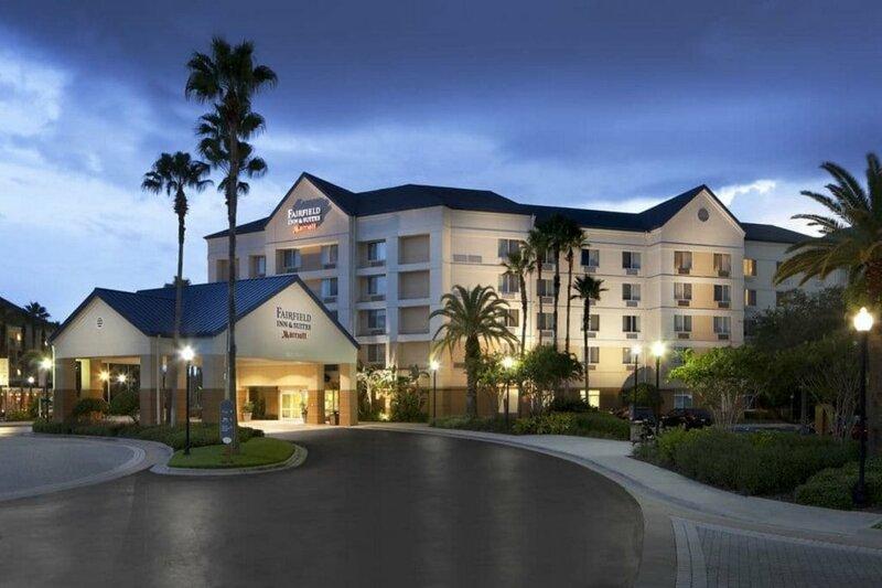SpringHill Suites Orlando Lake Buena Vista Marriott Village
