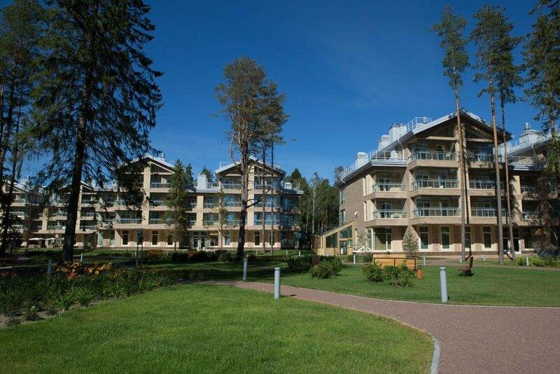 Первая Линия. Health Care Resort