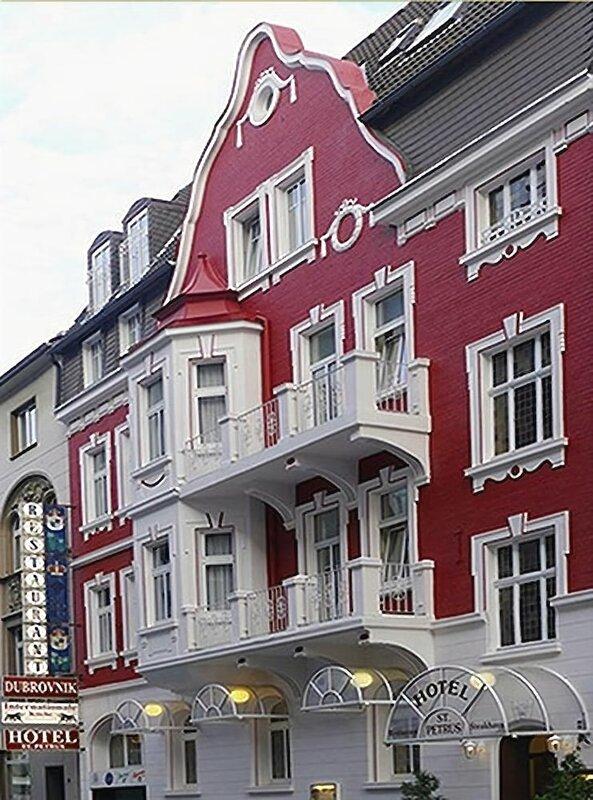 Hotel St Petrus