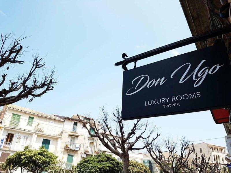 Don Ugo Luxury Room in Tropea