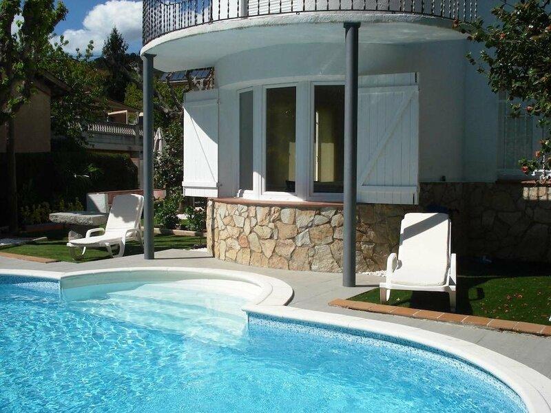 Villa Camelies Casasmontseny Costa Brava