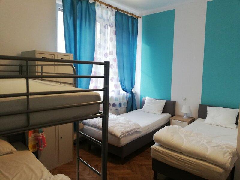 Хостел Lorf Hostel&Apartments