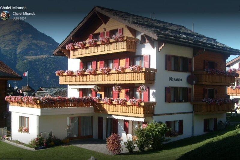 Haus Miranda Grachen