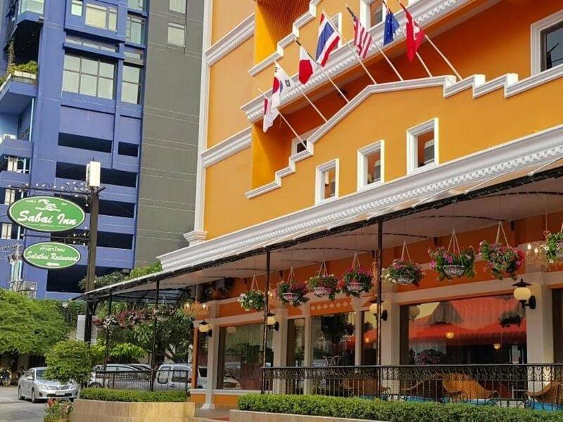 Nida Rooms Pattaya Sky Paradise