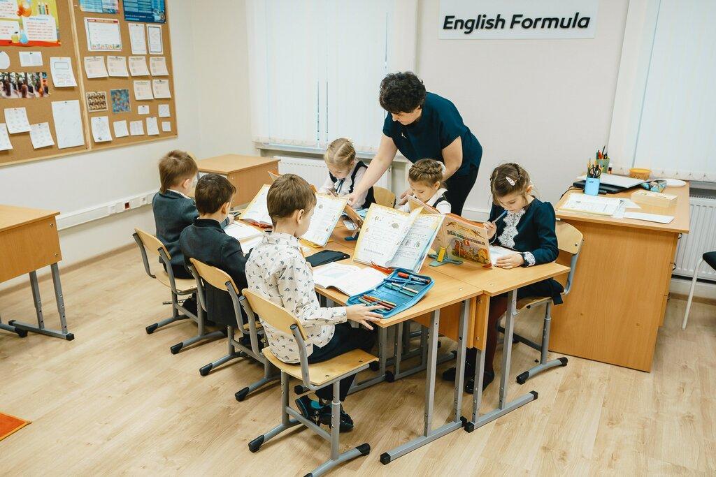 частная школа — Acadia School — Калуга, фото №1