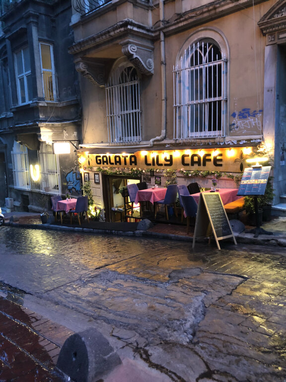restoran — Galata Lily Restaurant — Beyoğlu, foto №%ccount%
