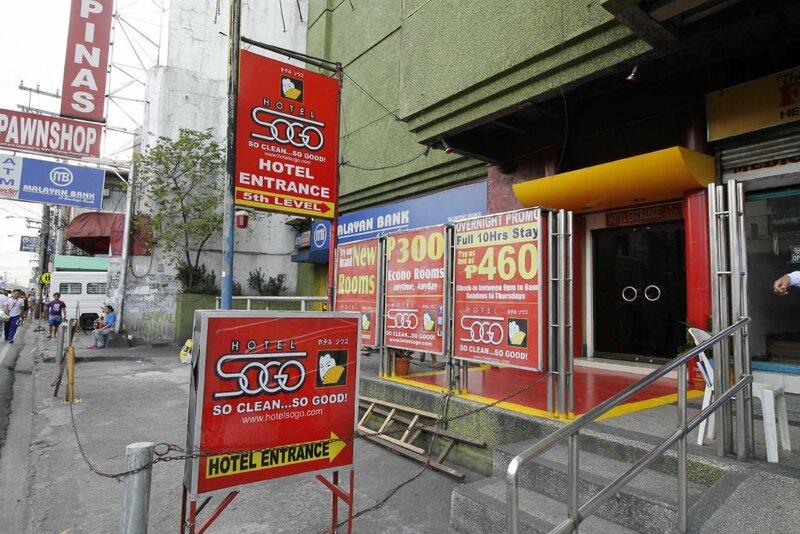 Hotel Sogo Kalentong Marketplace