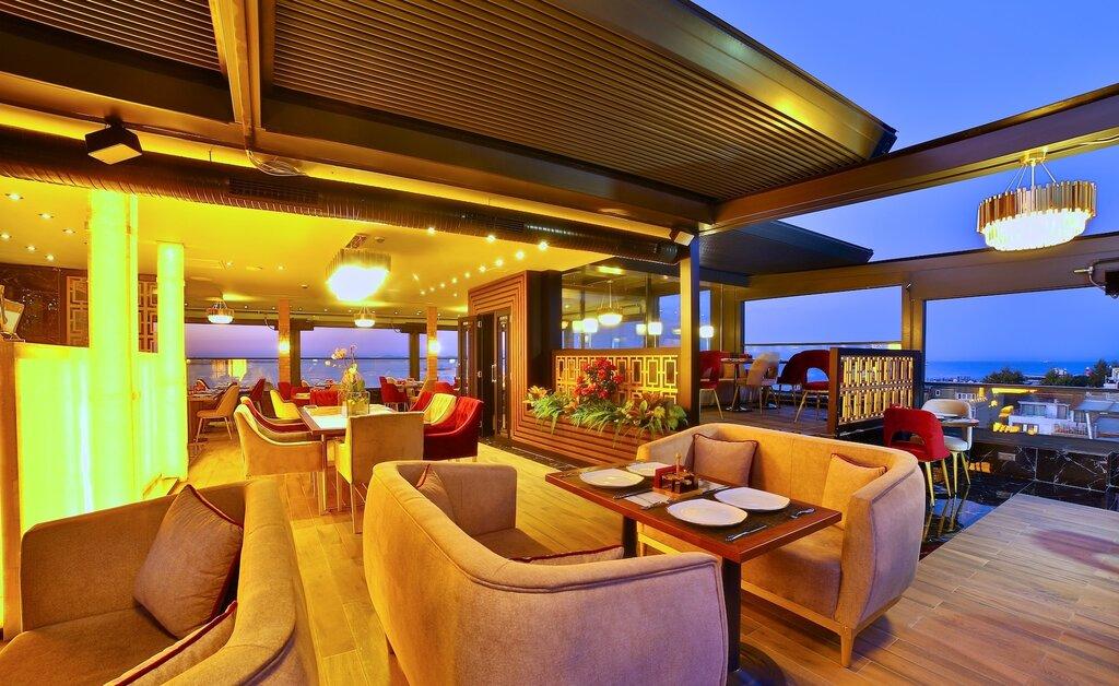 restoran — Queb Lounge 360 — Fatih, foto №%ccount%