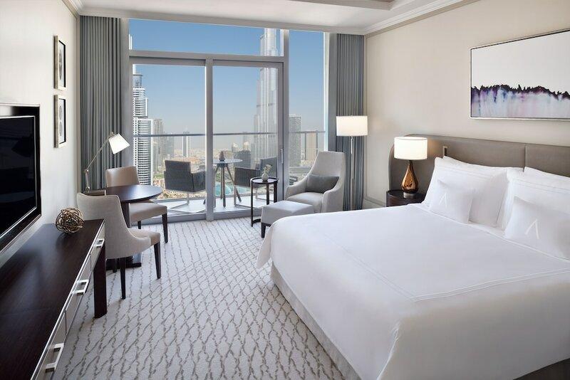 Отель Address Fountain Views