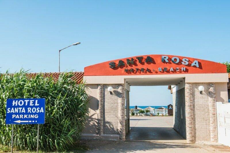 Santa Rosa & Beach