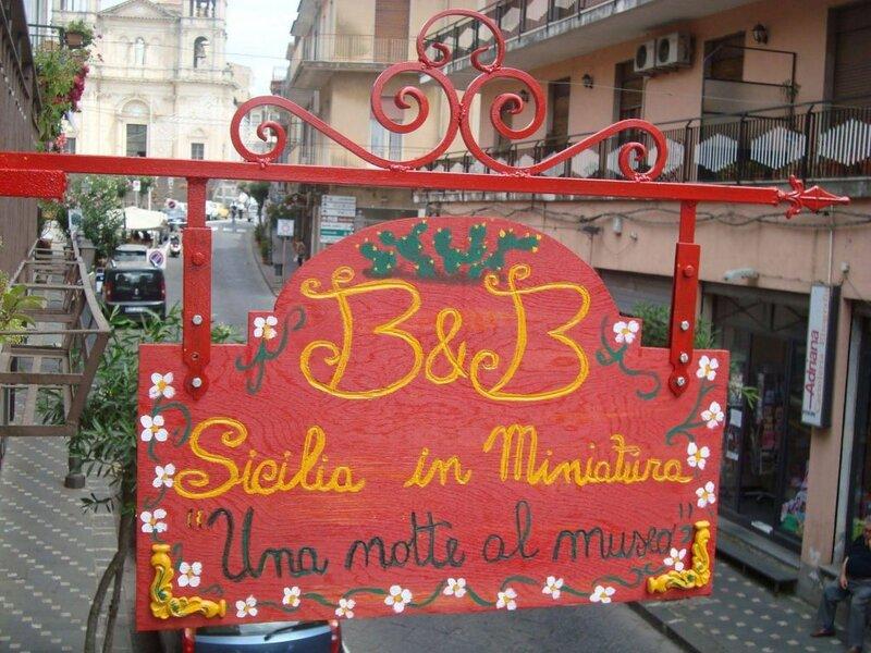 B&b Sicilia In Miniatura