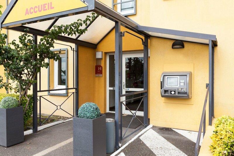 P'tit Dej Hotel Bordeaux Lormont